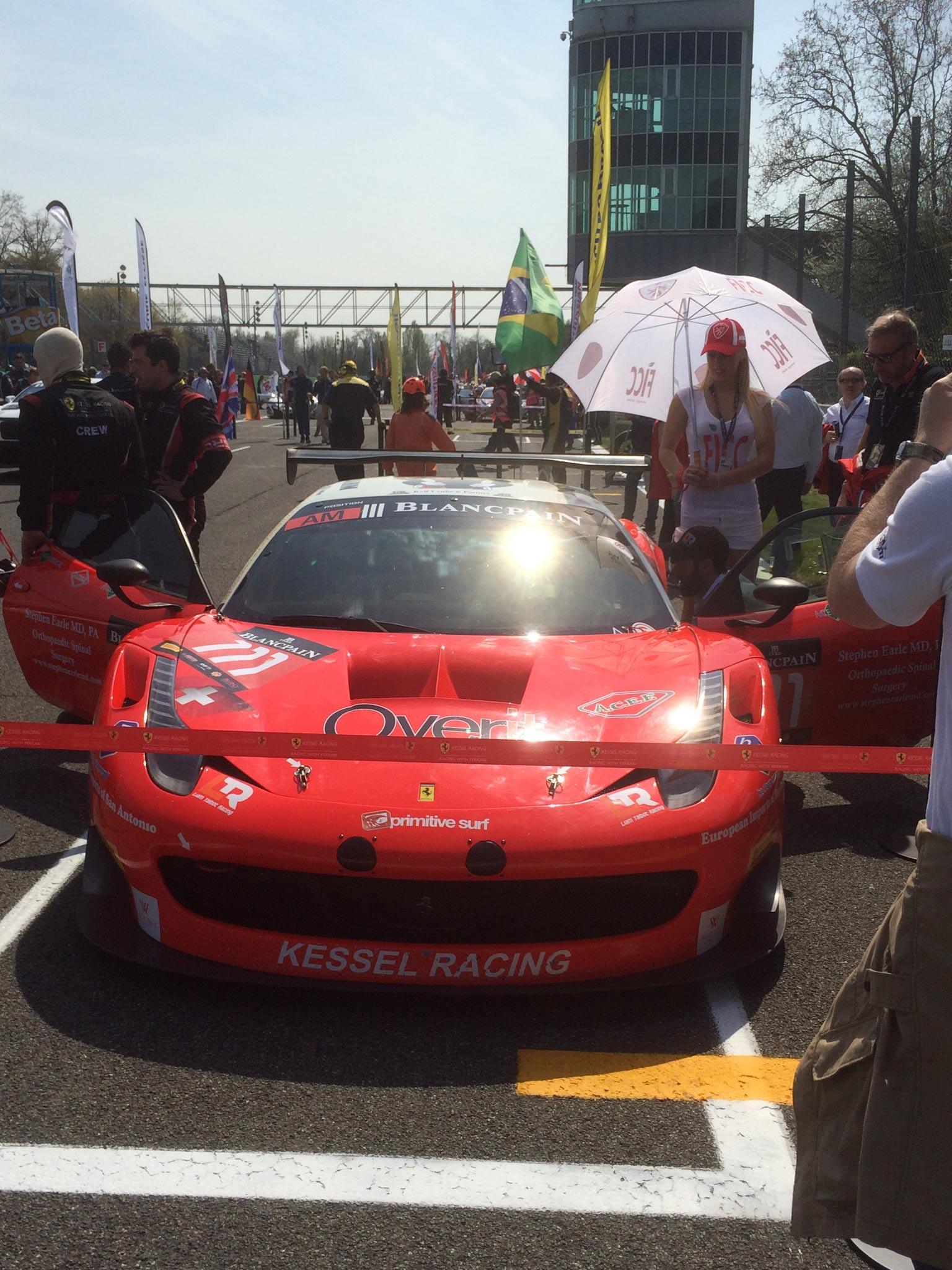 Racing Weekend in Monza
