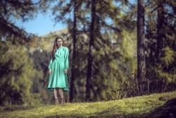 Werbe Shooting für Yana Ray Design