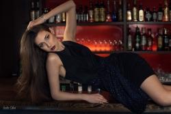 Bar fashion Designer Shooting