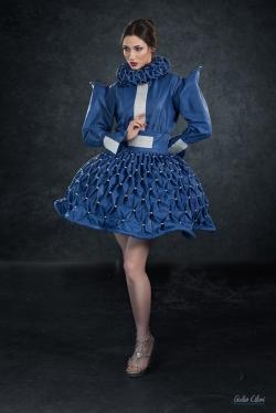 Designer Kleider High Fashion Shooting