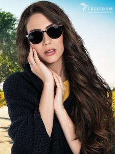 Freiform Brillen Kampagne