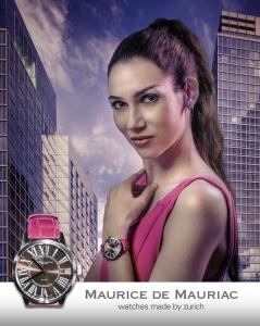 Uhren Werbe Shooting