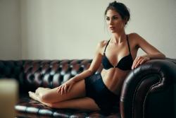Lingerie-Lara von Kaenel