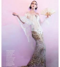 Shooting fpür Kartini Magazin