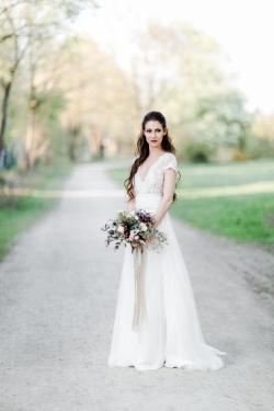 Editorial Hochzeitsguide Magazin Shooting