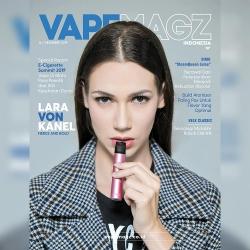 Shooting für Vape Magazin Indonesia
