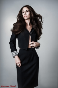 Fashion-Buisness-Shpend-F. Salihu, Lara von Kaenel